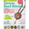 BEADWORK presents Favorite Bead Stitches 2017