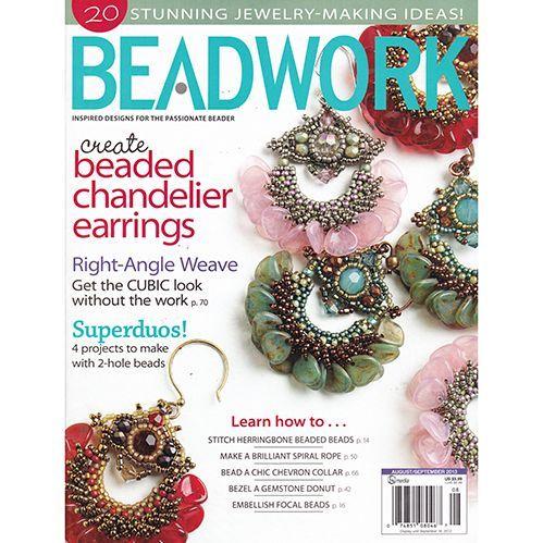 BEADWORK 2013年8&9月号