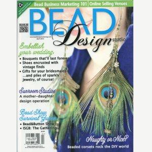 画像1: 【お試し価格】Bead Design Studio 2012 April