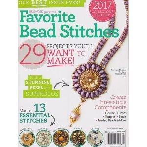 画像1: BEADWORK presents Favorite Bead Stitches 2017