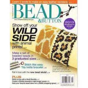 画像1: Bead & Button 2013年10月号