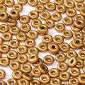 O bead ブラスゴールド