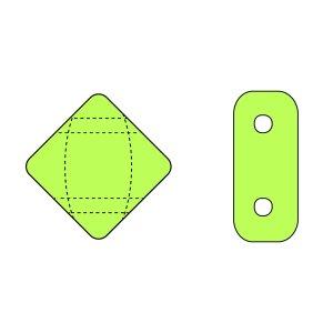 画像2: シルキー 6×6mm アラバスター
